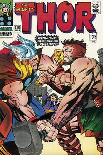 Vince Colletta - Image: Thor 126
