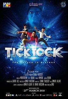 <i>Tick Tock</i> (film) 2018 film