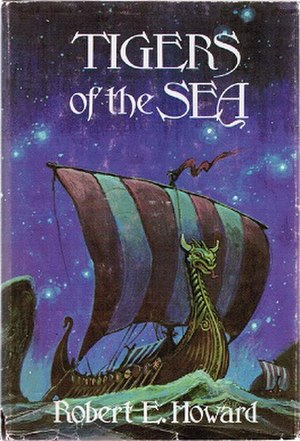 Tigers of the Sea - Cover of the first edition