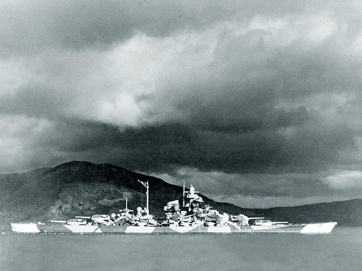 Tirpitz altafjord 2