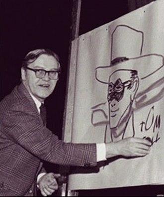 Tom Gill (artist) - Image: Tom Gill