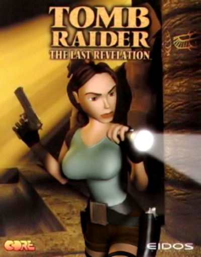 Picture of a game: Tomb Raider: The Last Revelation