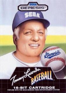 <i>Tommy Lasorda Baseball</i>
