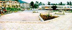Nuwara Eliya Town Square