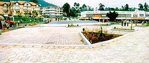 Nuwara Eliya - Nuwara Eliya Town Square