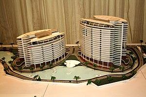 UST Global - UST Global's campus model.