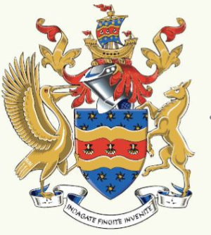 Plymouth University - Image: University of Plymouth COA