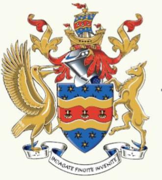 Plymouth University - Image: University of Plymouth COA