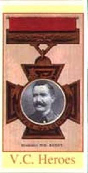 William Kenny (VC) - Image: VC William Kenny 2