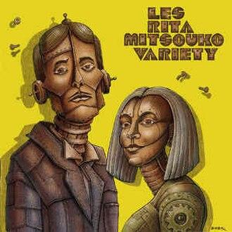 Variety (Les Rita Mitsouko album) - Image: Variety rita mitsouko