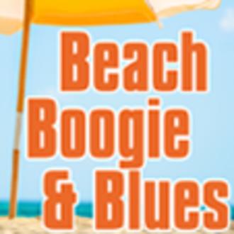 WNCT (AM) - Image: WNCT beachboogieblues logo