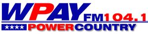 WPAY-FM - Image: WPAY FM logo