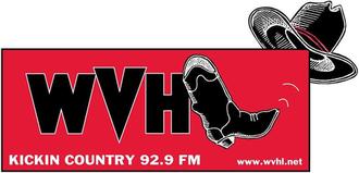 WVHL - Image: WVHL FM 2014