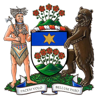 Coat of arms of Wetaskiwin