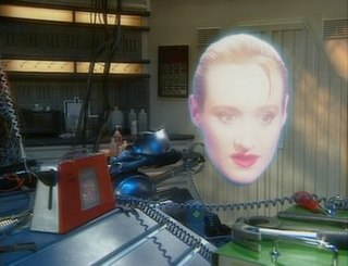White Hole (<i>Red Dwarf</i>) 4th episode of the fourth season of Red Dwarf