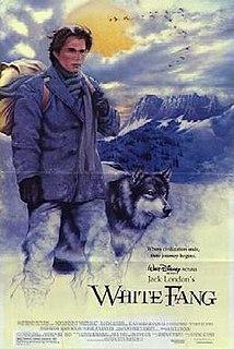 <i>White Fang</i> (1991 film) 1991 American adventure film directed by Randal Kleiser