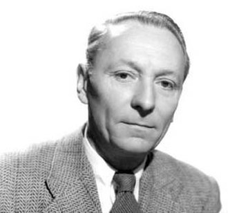 William Hartnell - William Hartnell in a publicity photo
