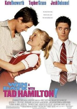 Win a Date with Tad Hamilton! - Theatrical release poster
