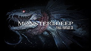 <i>Monster of the Deep: Final Fantasy XV</i> video game for PlayStation VR