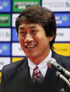 Yoo Sang-chul South Korean footballer