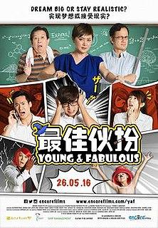 <i>Young & Fabulous</i>