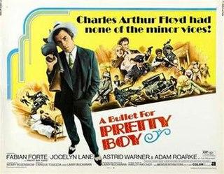 <i>A Bullet for Pretty Boy</i> 1970 film
