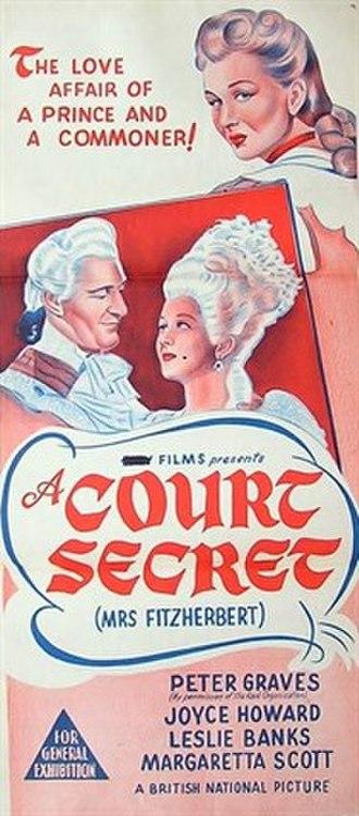 "Mrs. Fitzherbert - Image: ""Mrs. Fitzherbert"" (1947)"