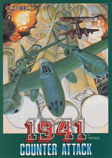 <i>1941: Counter Attack</i> 1990 video game
