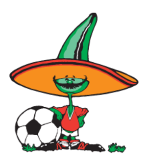 FIFA World Cup mascot - Image: 1986 FIFA World Cup official Mascot