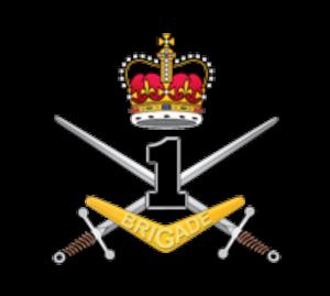 1st Brigade (Australia) - Image: 1st Brigade (Australia) logo