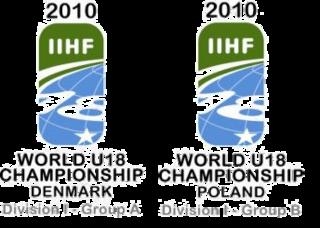 2010 IIHF World U18 Championship Division I