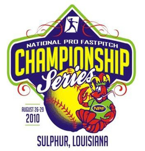 2010 National Pro Fastpitch season - Image: 2010 NPF Championship