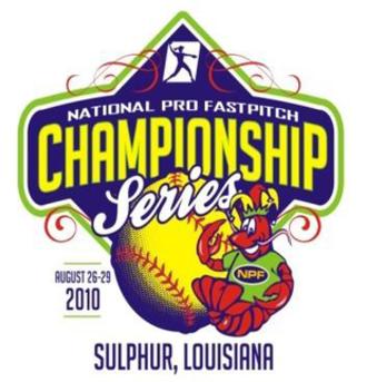 2010 National Pro Fastpitch season - Image: 2010 NPF Championship
