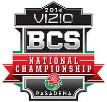 2014 BCS National Championship Game - Wikipedia