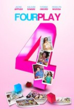 4 Play (film) - Ghanaian release poster