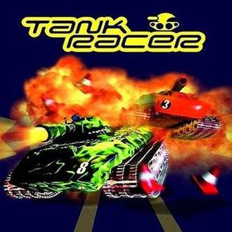 Tank Racer - Cover art for Tank Racer