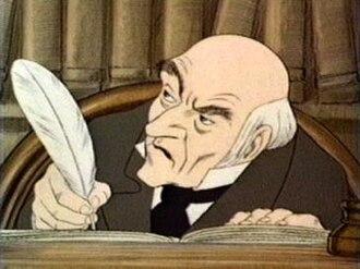 A Christmas Carol (1971 film) - Ebenezer Scrooge