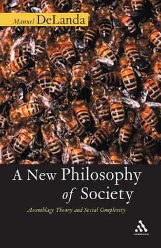 A New Philosophy of Society - Image: A New Philosophy of Society