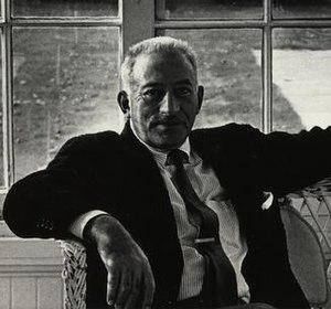 Adolph Gottlieb - Adolph Gottlieb in East Hampton