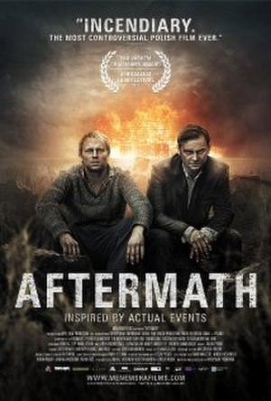 Aftermath (2012 film) - English-language film poster for U.S. theatrical release