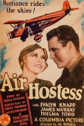 Air Hostess (1933 film) - Theatrical film poster