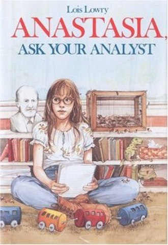 Anastasia, Ask Your Analyst - Image: Anastasia, Ask Your Analyst cover