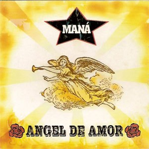 Ángel de Amor - Image: Angel de Amor single