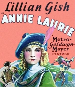 Annie Laurie (1927 film) - Film poster