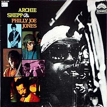 Archie Shepp Pitchin Can