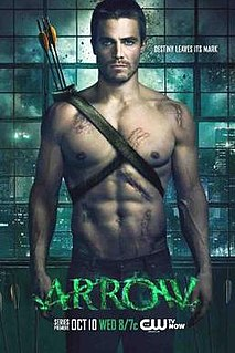 Pilot (<i>Arrow</i>) 1st episode of the first season of Arrow
