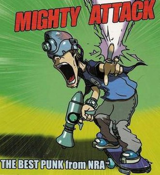 Mighty Attack - Image: Attack 1