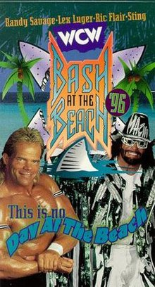 Image result for wcw bash at the beach 1996