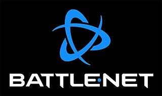 Battle.net Online gaming platform by Blizzard Entertainment