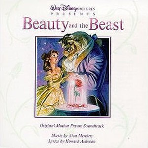 Beauty and the Beast (1991 soundtrack) - Image: Beautyandthebeastsou ndtrack